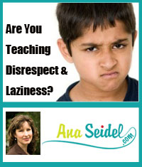 Teaching-Disrespect-&-Laziness