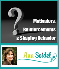 Motivators Reinforcements & Shaping Behavior